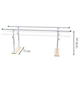 paralela-rehabilitacion-2-5-metros-plegable