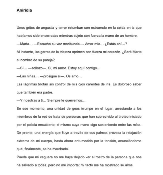 1- Aniridia